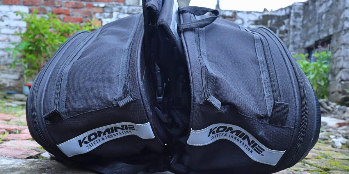 Komine Saddle Bag 2