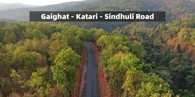 Itahari to Gaighat to Katari to Sindhuli Road