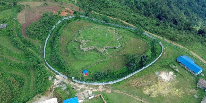 Chaudandigadhi-Durbar-Udayapur